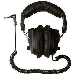 "Whites 1/4"" Plug Metal Detector Headphones for Treasure Hunt"