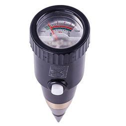2 in 1 PH Soil Meter Moist Moisture Light Sensor Monitor Hum