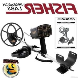 """Fisher 1280X Aquanaut Metal Detector w 10.5"""" Search Coil - W"""