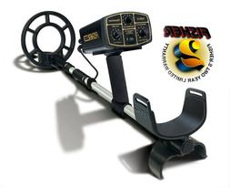 """Fisher 1280X Metal Detector with 8"""" Concentric Search Coil a"""