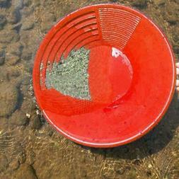 """15"""" Pan Metal Detector Gold Rush Prospecting Classifier Pan"""