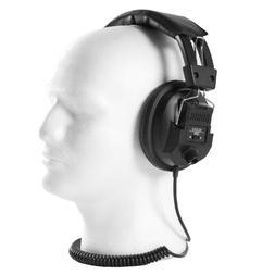 Audio 200 Deluxe Metal Detector Headphones for Garrett Minel