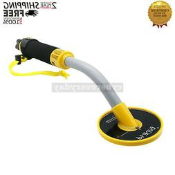 30M Underwater Pulse Induction Metal Detector Pinpointer Pro