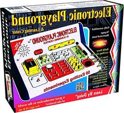 Electronic Playground 50-in-One For Ages 10+ A Great introdu