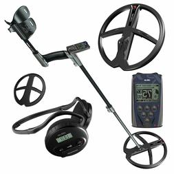 XP DEUS Metal Detector + Wireless WS4 Headphones + Controlle
