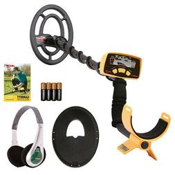Garrett Ace 150 Metal Detector with headphones & coil cover