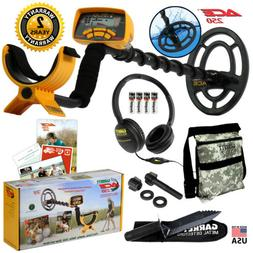 Garrett ACE 250 Metal Detector w/ Waterproof Coil, Headphone