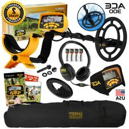 Garrett ACE 300 Metal Detector with Waterproof Search Coil a