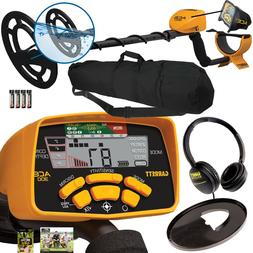 Garrett ACE 300 Metal Detector with Travel Bag, Headphones,