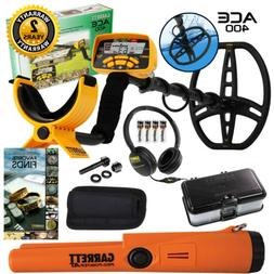 ace 400 metal detector anniversary special w