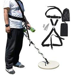 KingDetector Adjustable Sling Swing Harness for Universal Me