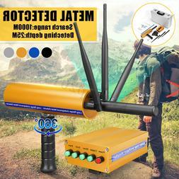 AKS Detective Handhold 3D Pro Metal/Gold/Gems Detector Long