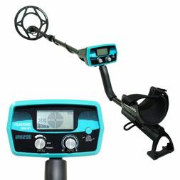 allsun Hunter Gold Digger Metal Detector Waterproof Deep Sen