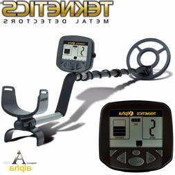 Teknetics Alpha Hobby Metal Detector