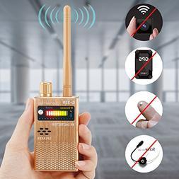 Dooreemee Anti-spy Electronic Bug Detector Hide Camera RF Si