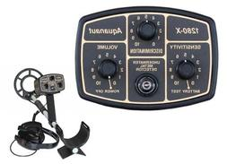 """Fisher 1280-X Aquanaut Metal Detector with 10"""" Search Coil"""