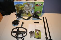 Garrett AT Max Metal Detector with Z-Lynk MS-3 Wireless Head
