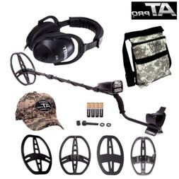 Garrett AT Pro All Terrain Spring Special Metal Detector 2 C