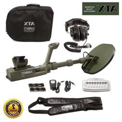 Garrett ATX Extreme Pulse Induction Metal Detector with 11x1