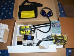 Whites Beach Hunter 300 WaterProof Metal Detector W/Bonus It