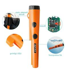 best underwater metal detector waterproof pinpointer detecti
