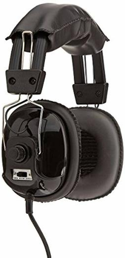 Bounty Hunter Metal Detector Binaural Headphone HEAD-PL