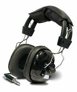 Brand New Bounty Hunter HEAD-PL Metal Detector Headphones