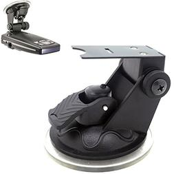 ChargerCity Car Dashboard & Windshield Suction Cup Mount Rad