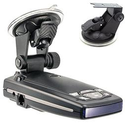ChargerCity Car Dashboard & Windshield Suction Cup Mount Hol