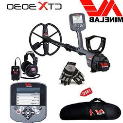 Minelab CTX 3030 Underwater Discoveries Special Bundle w/ Fr
