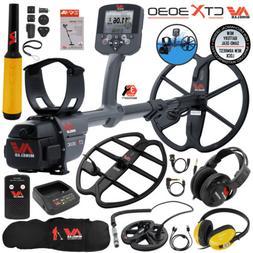 Minelab CTX 3030 Waterproof Metal Detector w/ Pro Find 35, 3