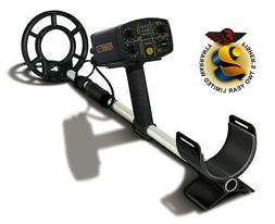 "FISHER CZ 21-8 Metal Detector w/ Headphones & 8"" Coil Submer"