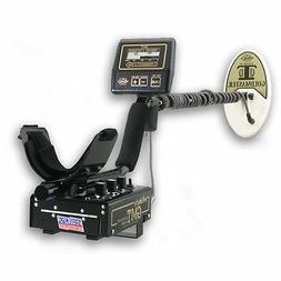 DEEP WHITE'S GOLDMASTER GMT METAL DETECTOR WITH GOLD PAN - G