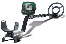"Teknetics Delta 4000 Metal detector with 8"" round concentric"