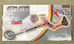 DIGITAL METAL DETECTOR - MX200E SWARM SERIES