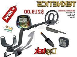 "Teknetics DigiTek GWP Metal Detector ""Great Metal Detector"""