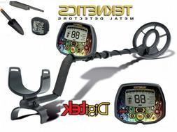 Teknetics DIGITEKGWP Metal Detector Package with Accessories