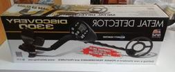 BOUNTY HUNTER. Discovery 3300 Metal Detector.  BRAND NEW IN