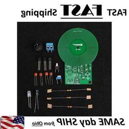 DIY Electronics kit - Metal Detector KIT - Learning Electron