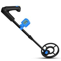 DR.ÖTEK Easy to Operate Kids Junior Metal Detector, LCD Dis