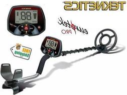 "Teknetics Eurotek Pro Metal Detector ""Great Metal Detector"""