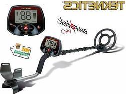 "Teknetics Eurotek Pro Metal Detector ""Great Metal Detector"""