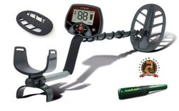 "Teknetics Eurotek Pro Metal Detector with 11"" DD coil and co"