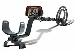 Fisher F22 All Purpose Weatherproof Metal Detector with Subm