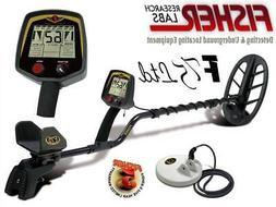 Fisher F75 Special Edition Metal Detector w/ 2 Coils -NEWEST