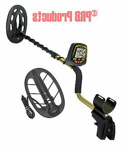 "Fisher Metal Detector F70 10"" 11"" DD Coils Advanced Visual A"