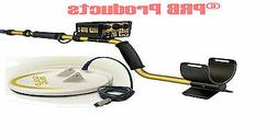 """Fisher Metal Detectors Gold Bug 2 with 10"""" Searchcoil Nugget"""