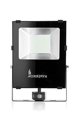 Hyperikon LED Outdoor Flood Light with Motion Sensor Light 1