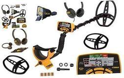Garrett Ace 400 Metal Detector with Waterproof Coil and Head