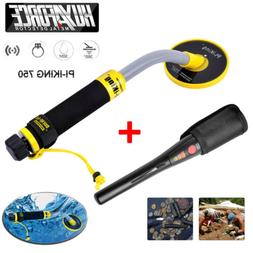GC2007+ 750 Waterproof Metal Detector 30M Underwater Pinpoin